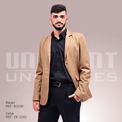 Camisete de Trabalho Unimont