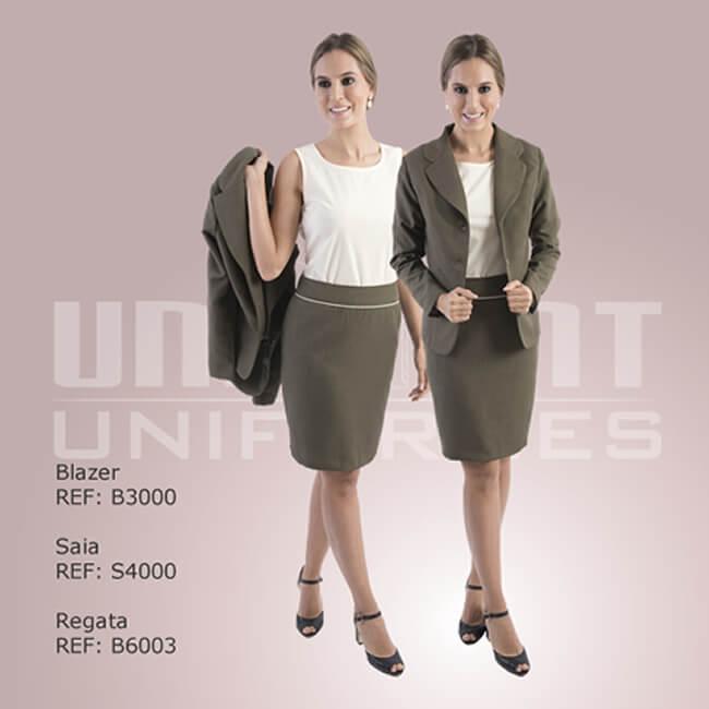 Unimont Uniformes para Empresas