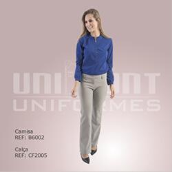 Uniformes Casuais Unimont