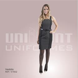 Uniformes Unisex para Trabalho